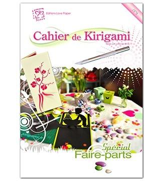 Cahier de Kirigami N°9