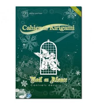 Cahier de kirigami N°7